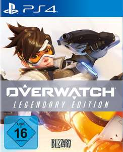 Overwatch - Legendary Edition (PS4 & Xbox One & PC) ab 17,99€ (GameStop & Amazon Prime & Müller)