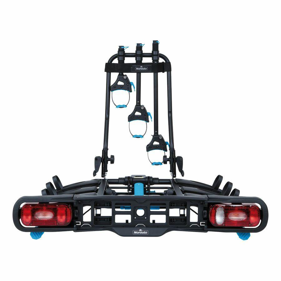 Fahrradträger Geheimtipp für 2 E-MTB + 1 Standard
