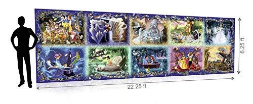 Ravensburger 17826 Unvergessliche Disney Momente Puzzle, 40,320 Teile für 200,99 € @ amazon