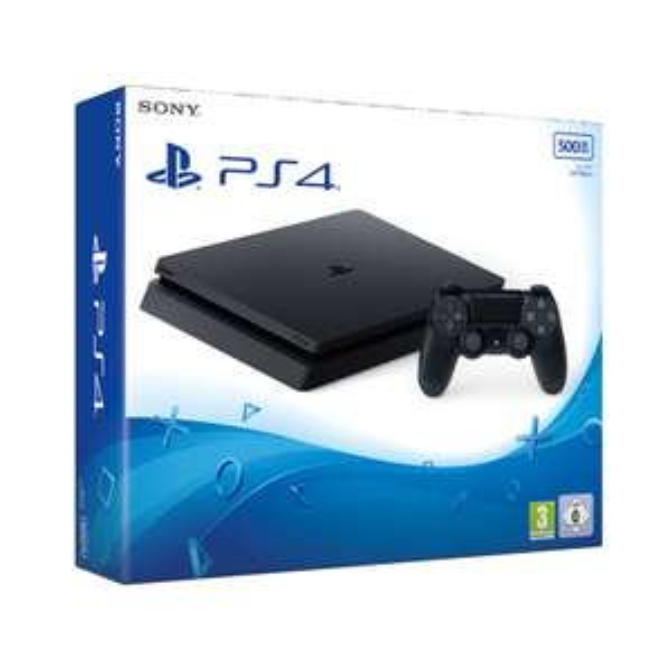 (Grenzgänger NL Intertoys & MM) PS4 Slim 500 GB 188€/199€ Abholung im Markt