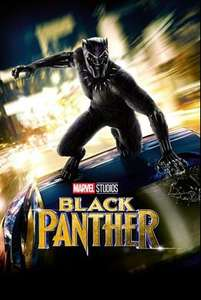 SkyStore Black Panther (Marvel)  Blu Ray+ HD Digital für 6,98€