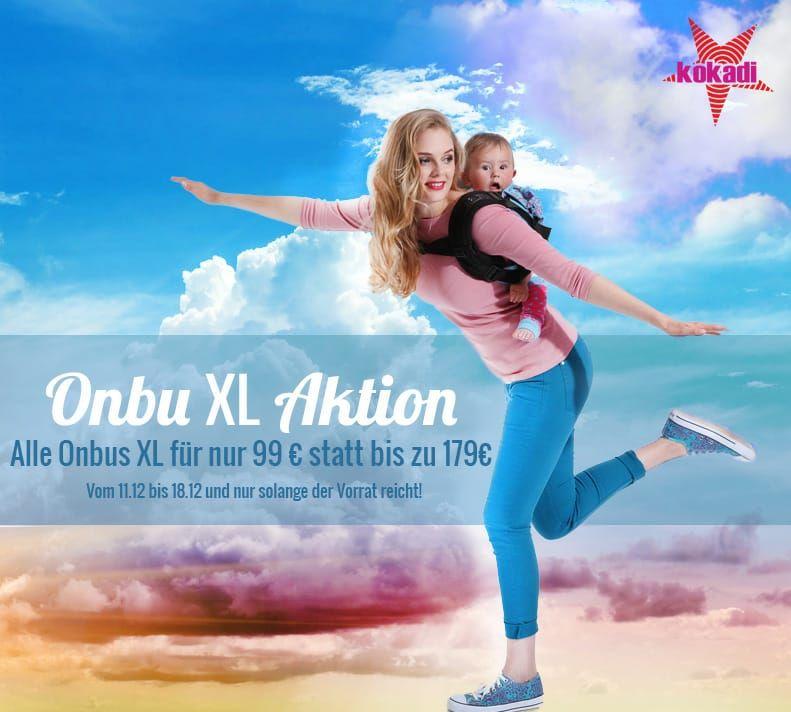 Kokadi Onbu XL Aktion Tragehilfe
