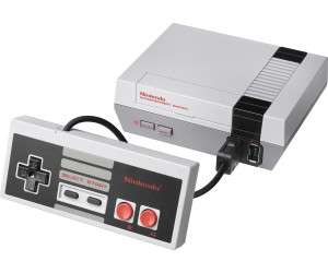 Nintendo Classic Mini NES für 45,48€ [Bücher.de + Masterpass]