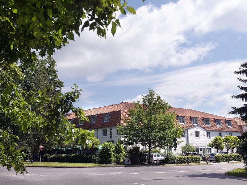 57% Rabatt auf 4 Sterne Deluxe im Wyndham Garden Hotel in Potsdam
