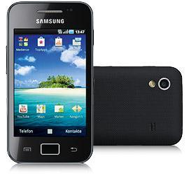 Samsung Galaxy ACE für 88,95 € (m Xtra Pac) durch Qipu