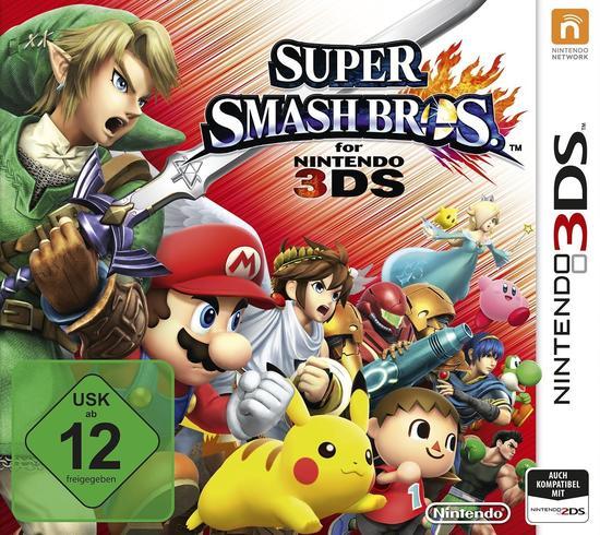 Super Smash Bros. (Nintendo 3DS) für 33,96€ (GameStop)