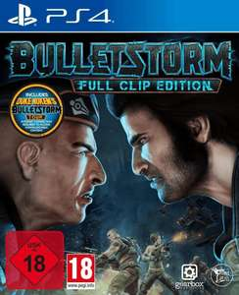 Bulletstorm Full Clip Edition (PS4) für 5€ (GameStop)