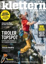 "Magazin ""Klettern"" 2 Monate kostenlos"