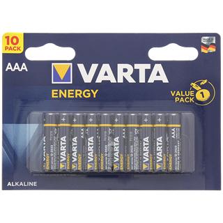 10 Stück-Packung Varta Alkaline AA Batterien 1,5 Volt für 1,99 Euro [Action]