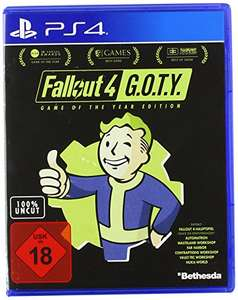 Fallout 4 PS4 Goty