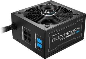 [Alternate] Sharkoon SilentStorm Icewind Black 750W Netzteil
