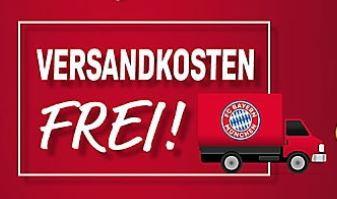 FC Bayern Shop - Versandkostenfrei ab 20 EUR (bis 13.12.)