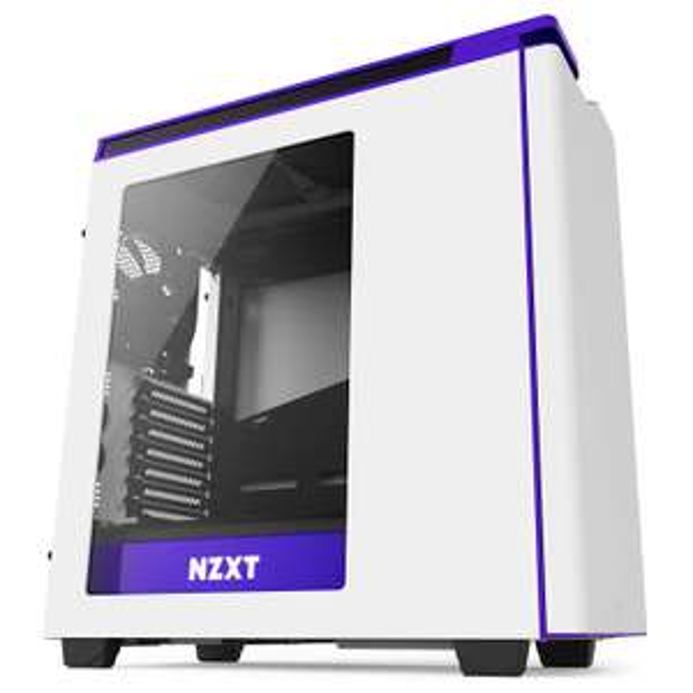 (Amazon) NZXT H440 weiß/violett