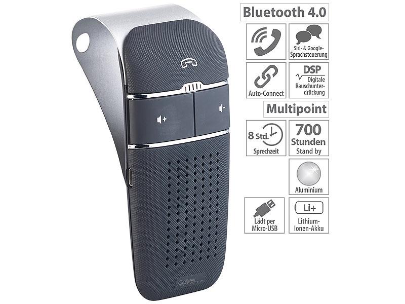Callstel Bluetooth Freisprecheinrichtung - 21,80€, inkl. Versand. Auto Büro oder zu Hause