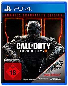Call of Duty: Black Ops 3 Zombies Chronicles Edition (PS4) [Amazon Prime]