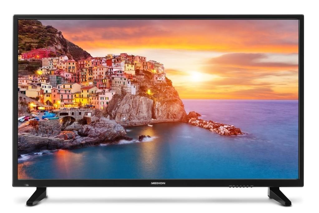 Medion P18118 1388 Cm 55 Zoll Fernseher Uhd Triple Tuner Dvb
