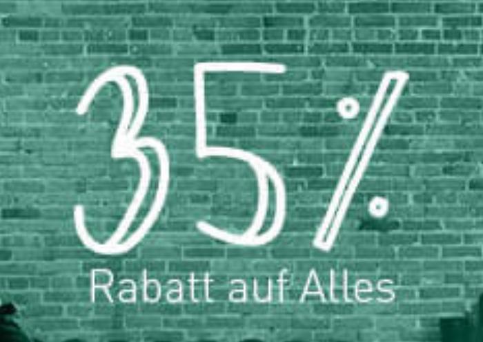 Winter Sale 35% auf alles (auch auf Schuhe von Nike und Adidas) + kostenloser Versand und Rückversand (zzgl. 8% Shoop)