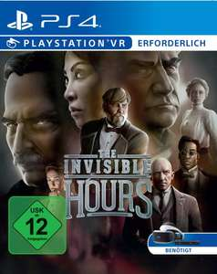 [Gamestop] The Invisible Hours [PSVR] für 9,99€ per Abholung oder 13,98€ inkl. Versand