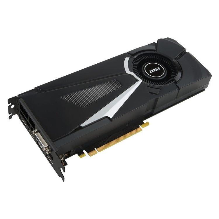 MSI GeForce GTX 1070 Aero OC Edition 8GB inkl. Monster Hunter & Fortnite Bundle [notebooksbilliger]