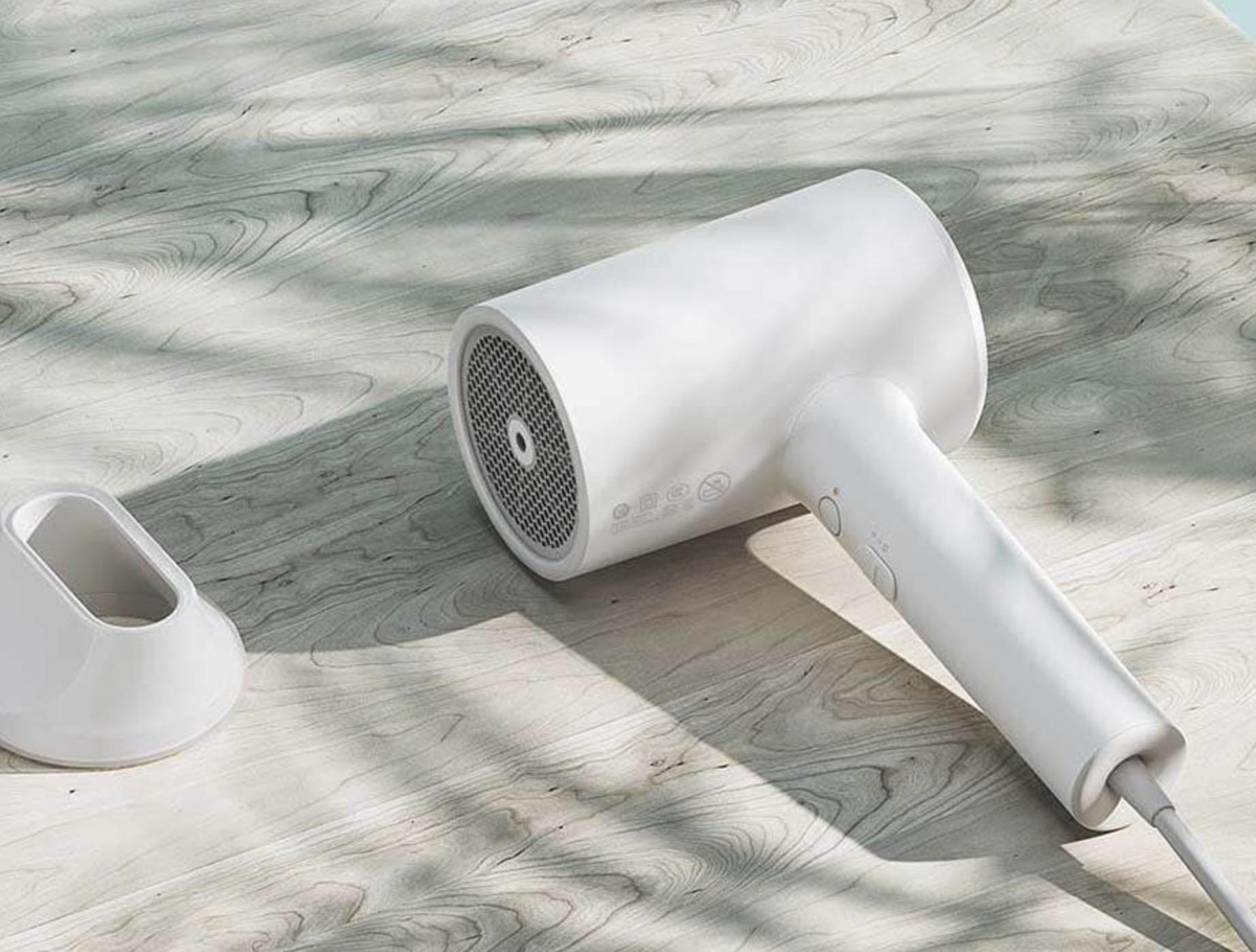 XIAOMI Tragbarer elektrischer Wasser-Ionen-Haartrockner1800W