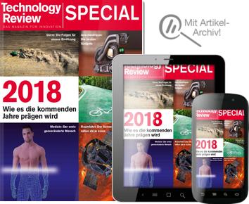 Technology Review Testabo Plus 2 Monate für 14 Euro + 10 Euro Amazon Gutschein