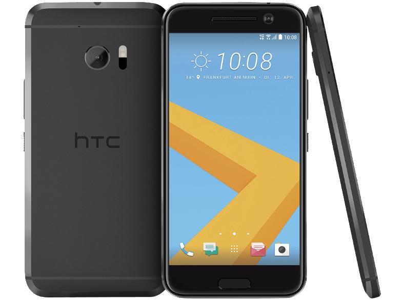 Online Mediamarkt / Saturn Smartphone HTC 10 32 GB Grau für 222€ zzgl. Versand 1,99€
