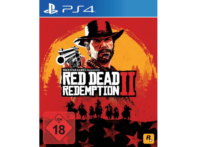 Red Dead Redemption 2 (PlayStation 4) für  44,99€ bei Abholung [Mediamarkt/Saturn]