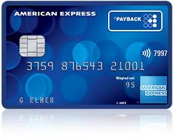 4000 Payback Punkte für das Beantragen der American Express Payback Kreditkarte