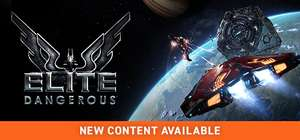 Elite Dangerous PC zum Bestpreis - 5,99 Euro Steam direkt!