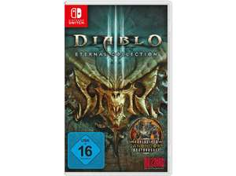 Diablo 3 Eternal Collection (Switch) - [Media Markt und Saturn] 39,99 € bei Abholung bzw. 42 € bei Lieferung