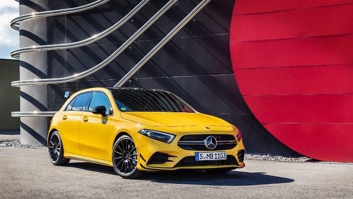 Mercedes-Benz A35 AMG all inkl. 599€ (gültiger Nachweis über sportliche Berechtigung)