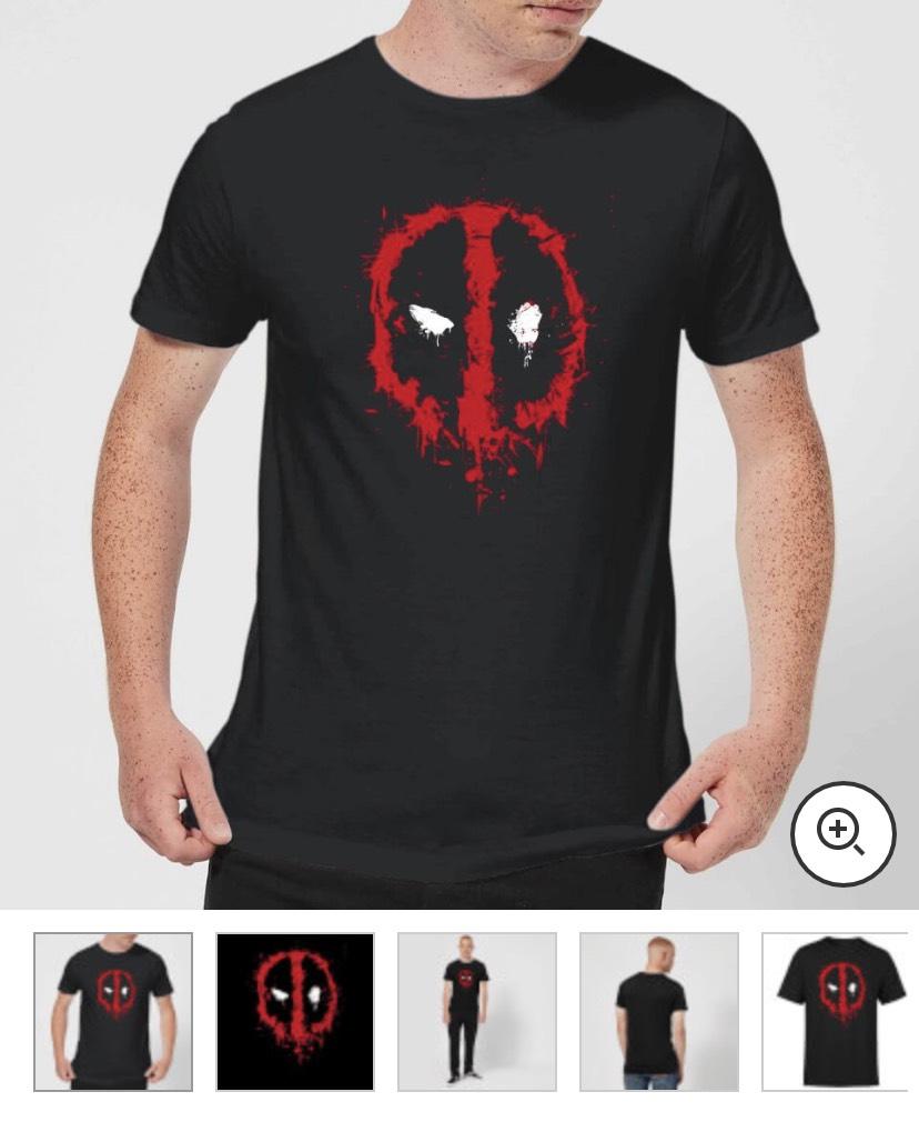 Deadpool-Shirt