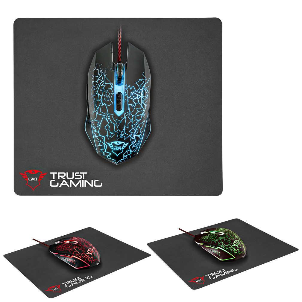Trust GXT 783 Gaming-Maus und Mauspad für 14,99 € @ Kaufland ab 20.12.