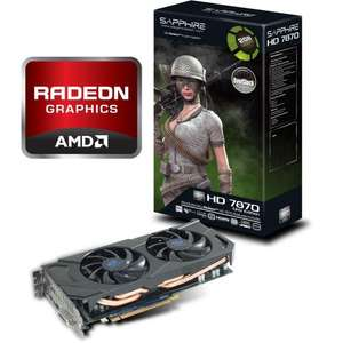 Sapphire Radeon HD 7870 OC inkl Far Cry 3 @ Mindfactory (Mindstar)