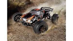RC Buggy Reely Core Brushed 1:10 Truggy Allrad vs. Carson Magic Machine 1:8 Monster Truck 500404200