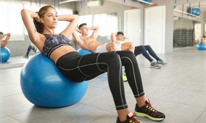 2 Monate Fitness-Mitgliedschaft inkl. Getränke-Flat für 1 Person bei Just Fit Clubs [LOKAL NRW]