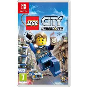 Lego City: Undercover (Switch) für 18,02€ (Mymemory & Base.com)