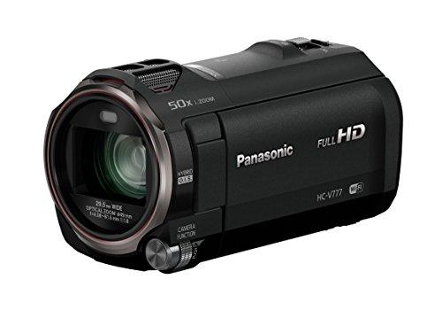 [AMAZON] Panasonic HC-V777EG-K Full HD Camcorder