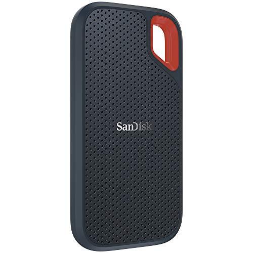 SanDisk Extreme Tragbare 2TB SSD bis zu 550MB/Sek. Lesen [amazon]
