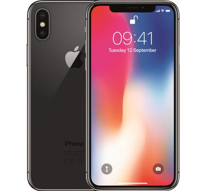 iPhone X (64GB) im Vodafone Smart L+ (auch Young) mit 5GB LTE / 10GB LTE (eff. 12,94€ / Monat nach Hardwareverkauf)