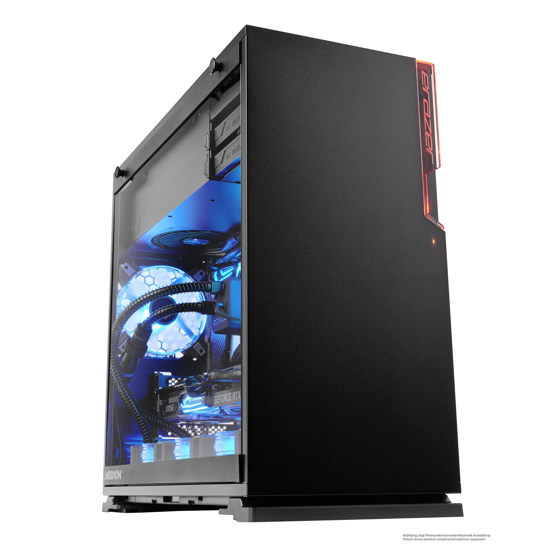 MEDION ERAZER X67099 Komplett-PC i7-8700 16GB RTX2070 512gb SSD Wasserkühlung