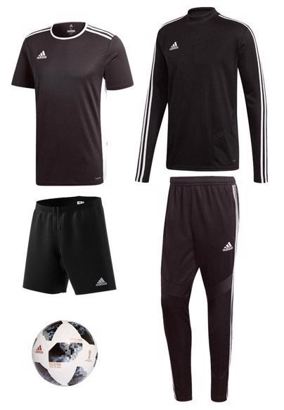 adidas Trainingsset Tiro 19 4-teilig mit GRATIS adidas Trainingsball