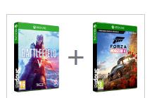Battlefield V + Forza Horizon 4 (Xbox One) für 58,77€ oder Forza Horizon 4 für 29,88€ (ShopTo)