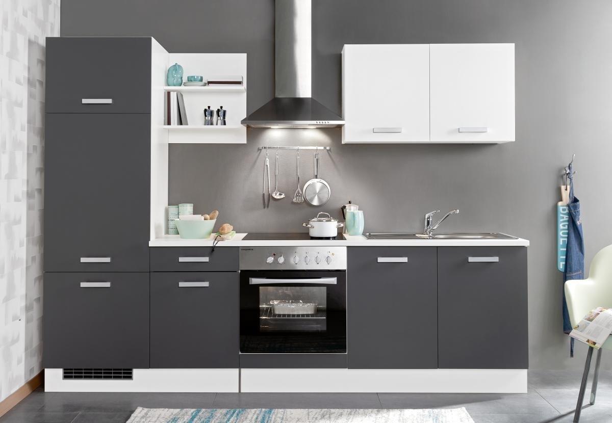 Ganzer Küchenblock 270cm bei Poco für 199,99€ bei Abholung; bei Lieferung + 45€ ohne Geräte/Spüle