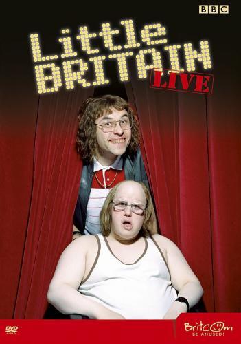 (UK) Little Britain: Live [DVD] für €2.80 @ play (PressPlayUK)