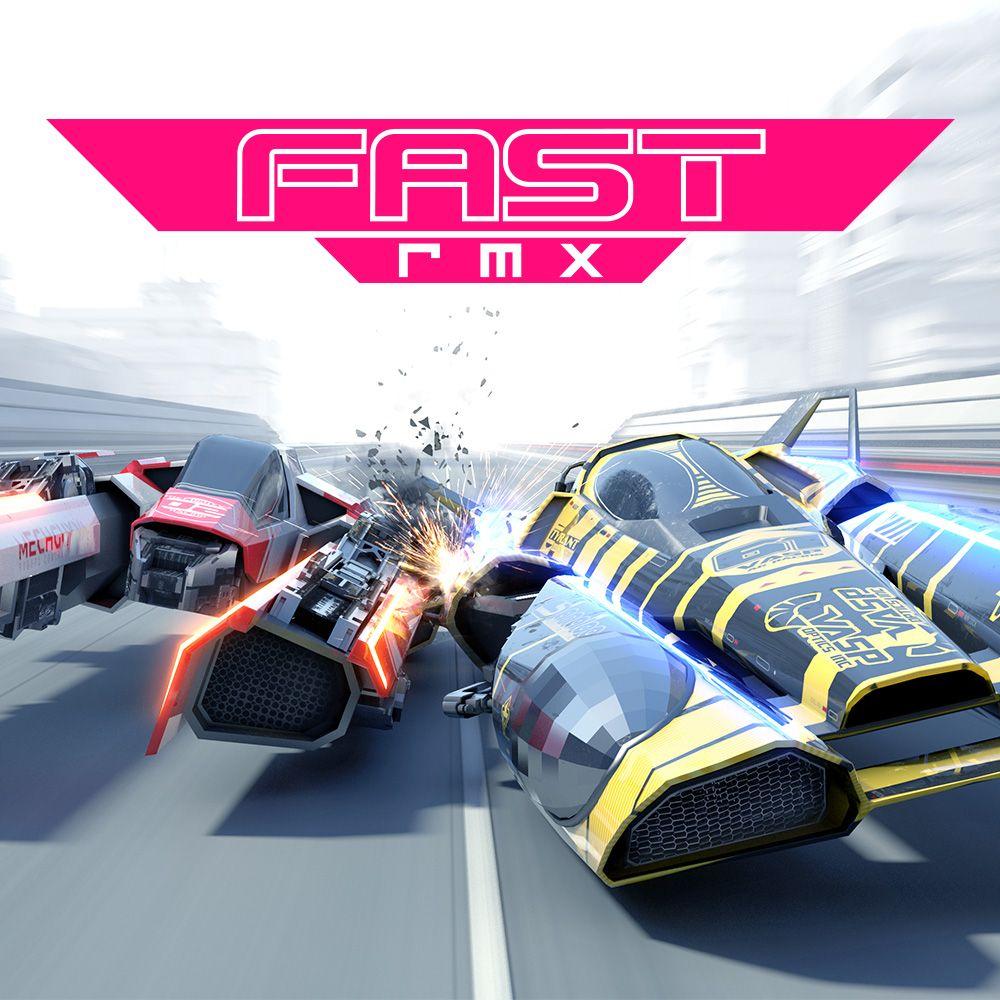 Fast RMX [Nintendo Switch]