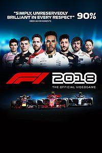 F1 2018 (Xbox One) kostenlos spielen (Xbox Store Live Gold)
