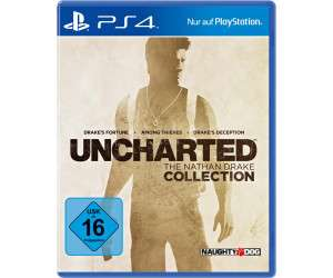 Uncharted: The Nathan Drake Collection + Uncharted 4: A Thief's End für 30€ [PSN]