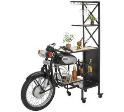 Motorrad Bar
