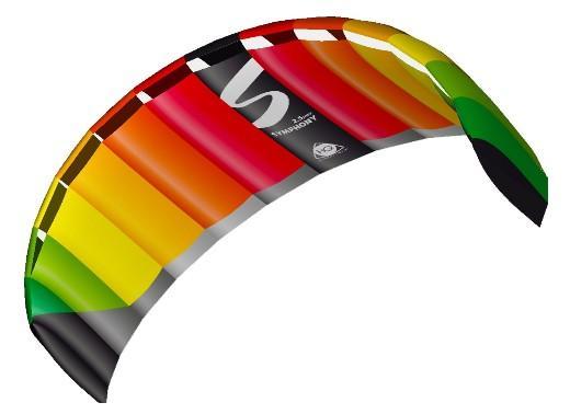 Invento HQ Symphony Pro 2.5 und weitere zweileiner Kite Matten / Drachen
